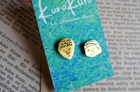 kurokuro - La chousen deux|ピアス|がやがやピアス