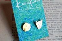 kurokuro - La chousen deux|ピアス|わんにゃんぴーピアス