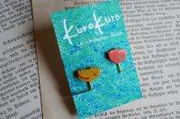kurokuro - La chousen deux|イヤリング|猫
