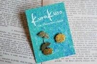 kurokuro - La chousen deux|ピアス|山吹