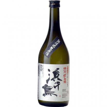 浜千鳥 特別純米酒 無濾過生原酒 720ml