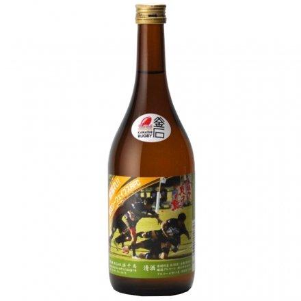 浜千鳥 頑張れ!! 釜石シーウェイブスRFC 本醸造酒 720ml