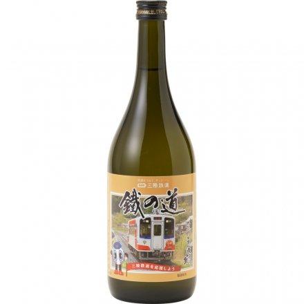 浜千鳥 特別純米酒 鐡の道 720ml