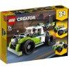 【宅配便のみ】レゴ クリエイター ロケットトラック 31103【新品】 LEGO 知育玩具<img class='new_mark_img2' src='https://img.shop-pro.jp/img/new/icons1.gif' style='border:none;display:inline;margin:0px;padding:0px;width:auto;' />