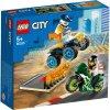 【宅配便のみ】レゴ シティ スタントチーム 60255【新品】 LEGO 知育玩具<img class='new_mark_img2' src='https://img.shop-pro.jp/img/new/icons60.gif' style='border:none;display:inline;margin:0px;padding:0px;width:auto;' />