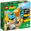 【宅配便のみ】レゴ デュプロ トラックとショベルカー 10931【新品】 LEGO 知育玩具<img class='new_mark_img2' src='https://img.shop-pro.jp/img/new/icons60.gif' style='border:none;display:inline;margin:0px;padding:0px;width:auto;' />