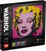 【宅配便のみ】レゴ レゴアート アンディ・ウォーホル:マリリン・モンロー 31197【新品】 LEGO 知育玩具<img class='new_mark_img2' src='https://img.shop-pro.jp/img/new/icons1.gif' style='border:none;display:inline;margin:0px;padding:0px;width:auto;' />