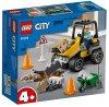 【宅配便のみ】レゴ シティ 道路工事用トラック 60284【新品】 LEGO 知育玩具<img class='new_mark_img2' src='https://img.shop-pro.jp/img/new/icons60.gif' style='border:none;display:inline;margin:0px;padding:0px;width:auto;' />