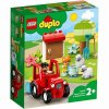 【宅配便のみ】レゴ デュプロ ぼくじょうトラクターとどうぶつたち 10950【新品】 LEGO 知育玩具<img class='new_mark_img2' src='https://img.shop-pro.jp/img/new/icons60.gif' style='border:none;display:inline;margin:0px;padding:0px;width:auto;' />