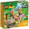 【宅配便のみ】レゴ デュプロ T-レックスとトリケラトプスの大だっそう 10939【新品】 LEGO 知育玩具<img class='new_mark_img2' src='https://img.shop-pro.jp/img/new/icons60.gif' style='border:none;display:inline;margin:0px;padding:0px;width:auto;' />