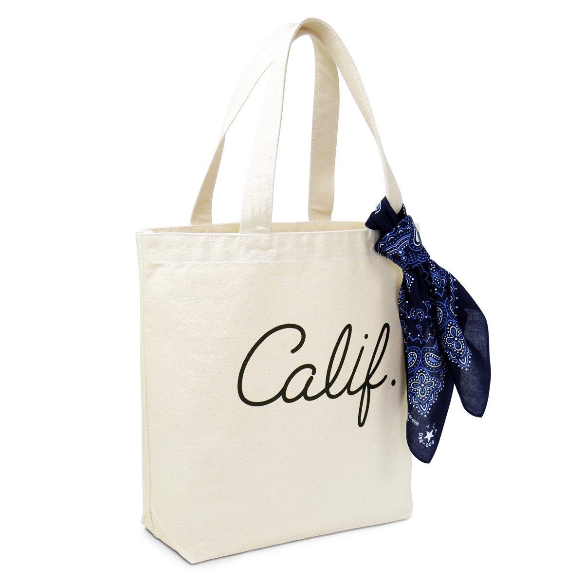 CALIF. トートバッグ