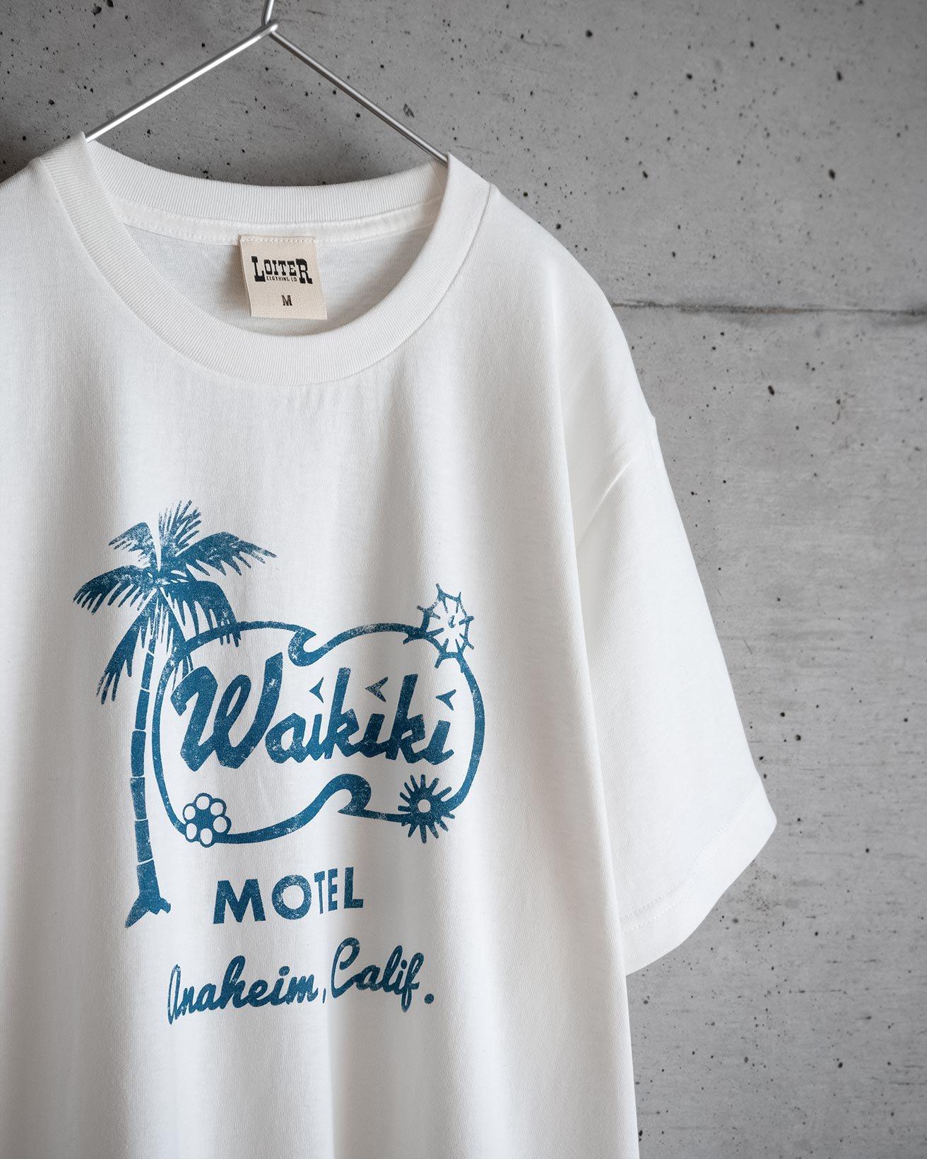 WAIKIKI MOTEL Tシャツ