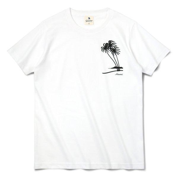 パームツリー ハワイtシャツ
