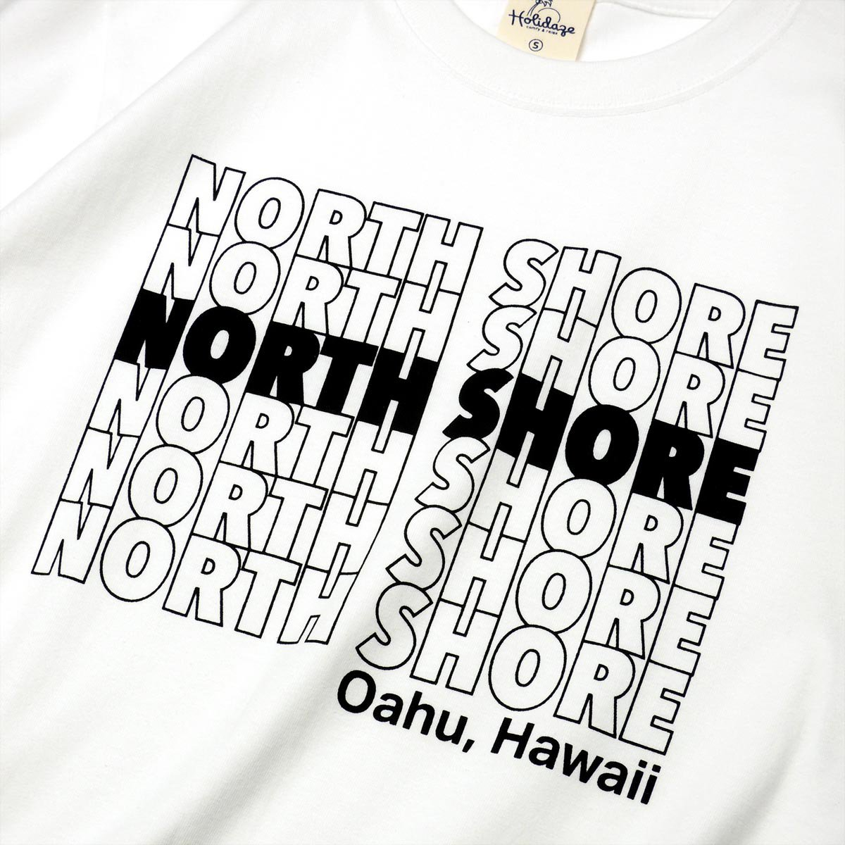 NORTH SHORE Tシャツ