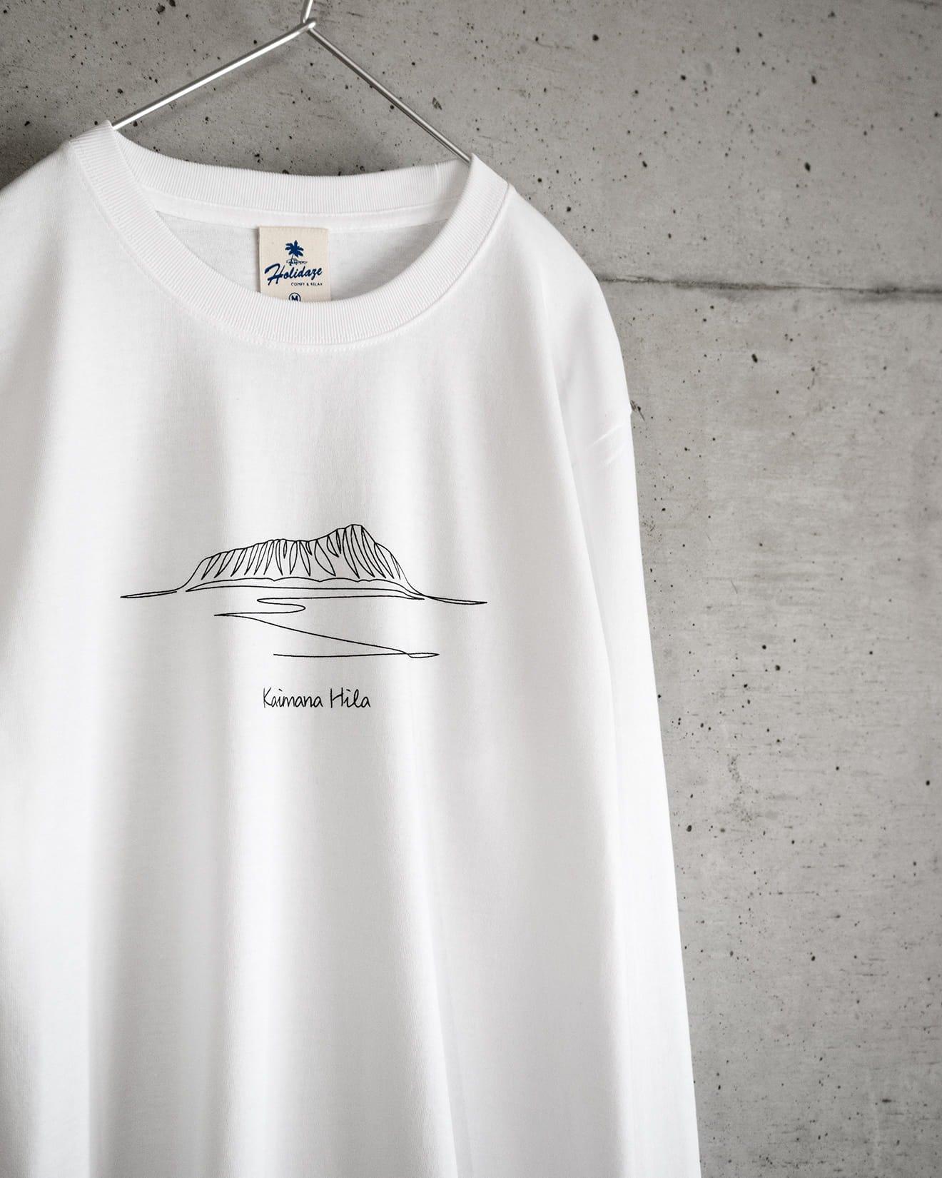 KAIMANA HILA ロングTシャツ