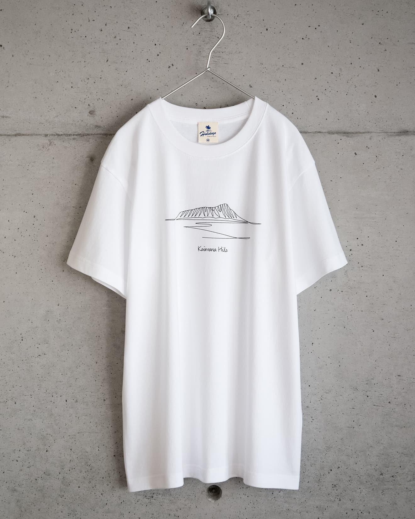 ホリデイズのサーフ系 KAIMANA HILA Tシャツ
