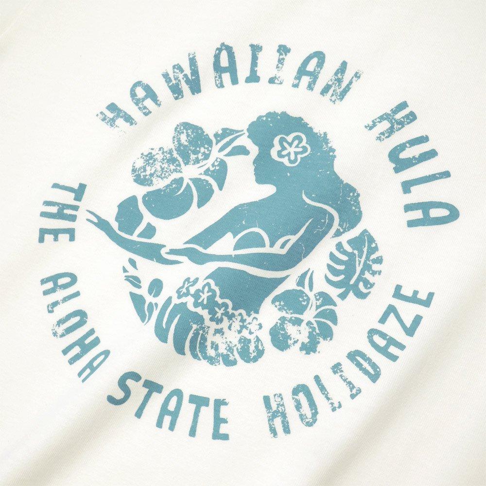 ハワイアン HAWAIIAN HULA レディースTシャツ