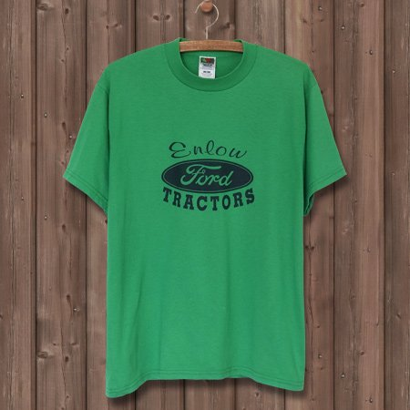FORD TRACTORS Tシャツ