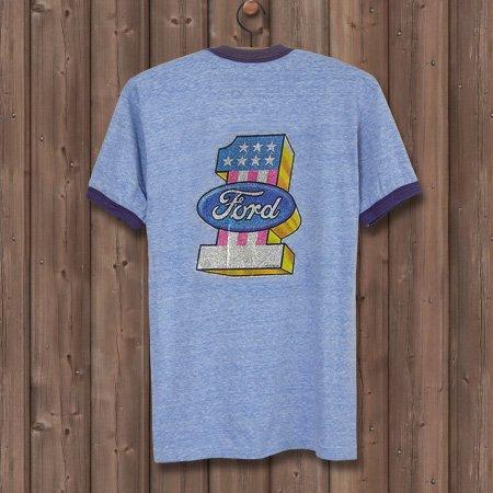 70's FORD ROACH ヴィンテージTシャツ
