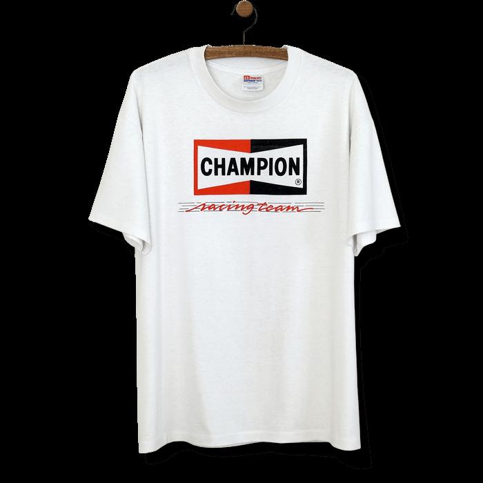CHAMPION SPARK PLUG Tシャツ