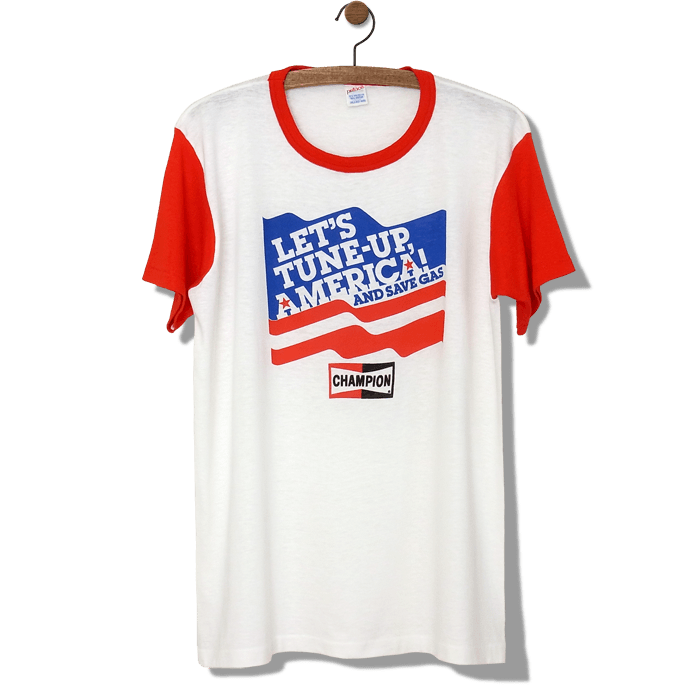 CHAMPION SPARK PLUG ヴィンテージTシャツ