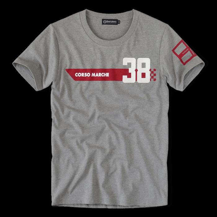 CORSO MARCHE 2 Tシャツ