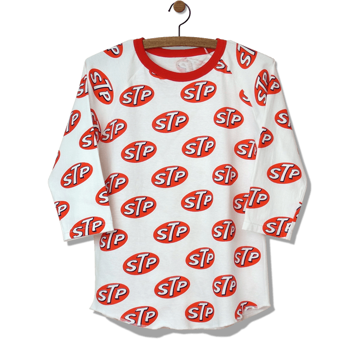 STP 総柄Tシャツ