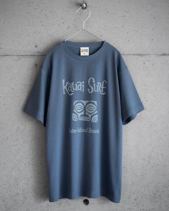 kauai surf ハワイアンtシャツ
