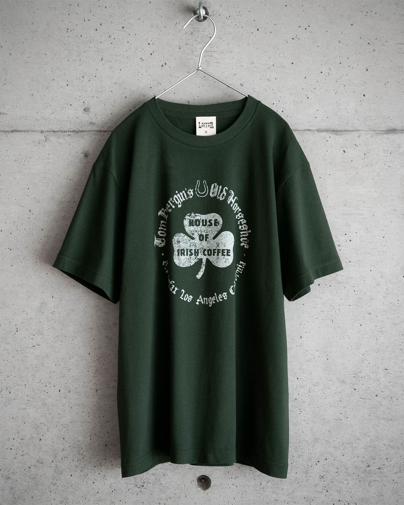 OLD HORSESHOE Tシャツ