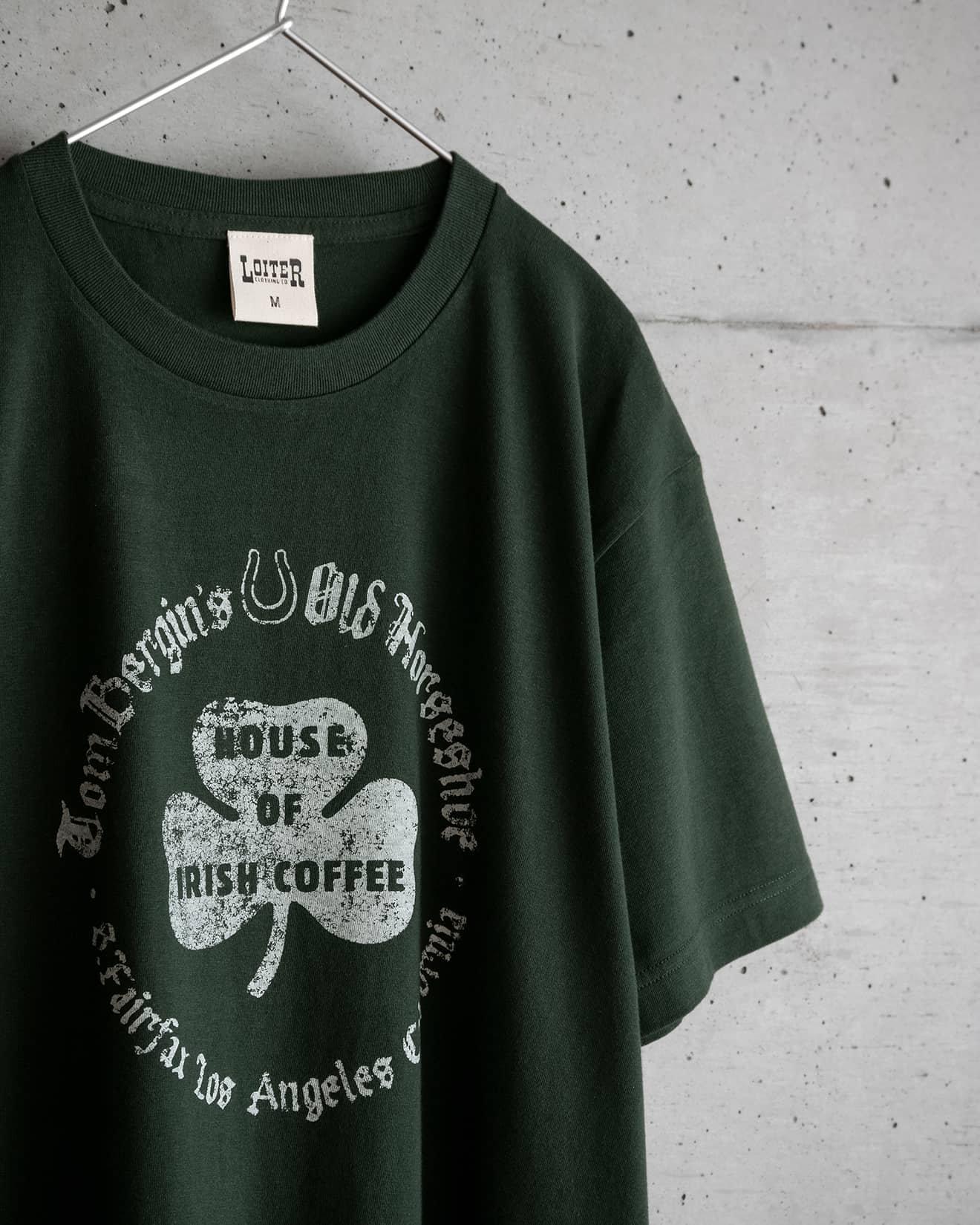 OLD HORSESHOE Tシャツ