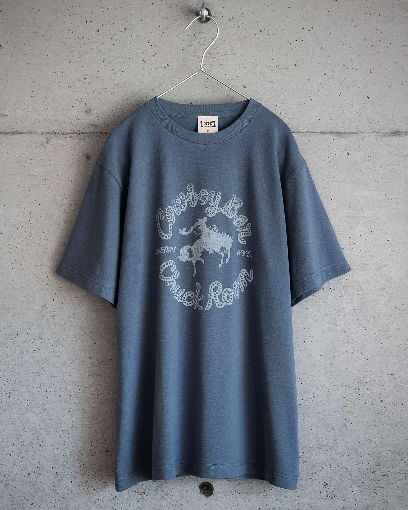 ロイターのアメカジ CHUCK ROOM Tシャツ