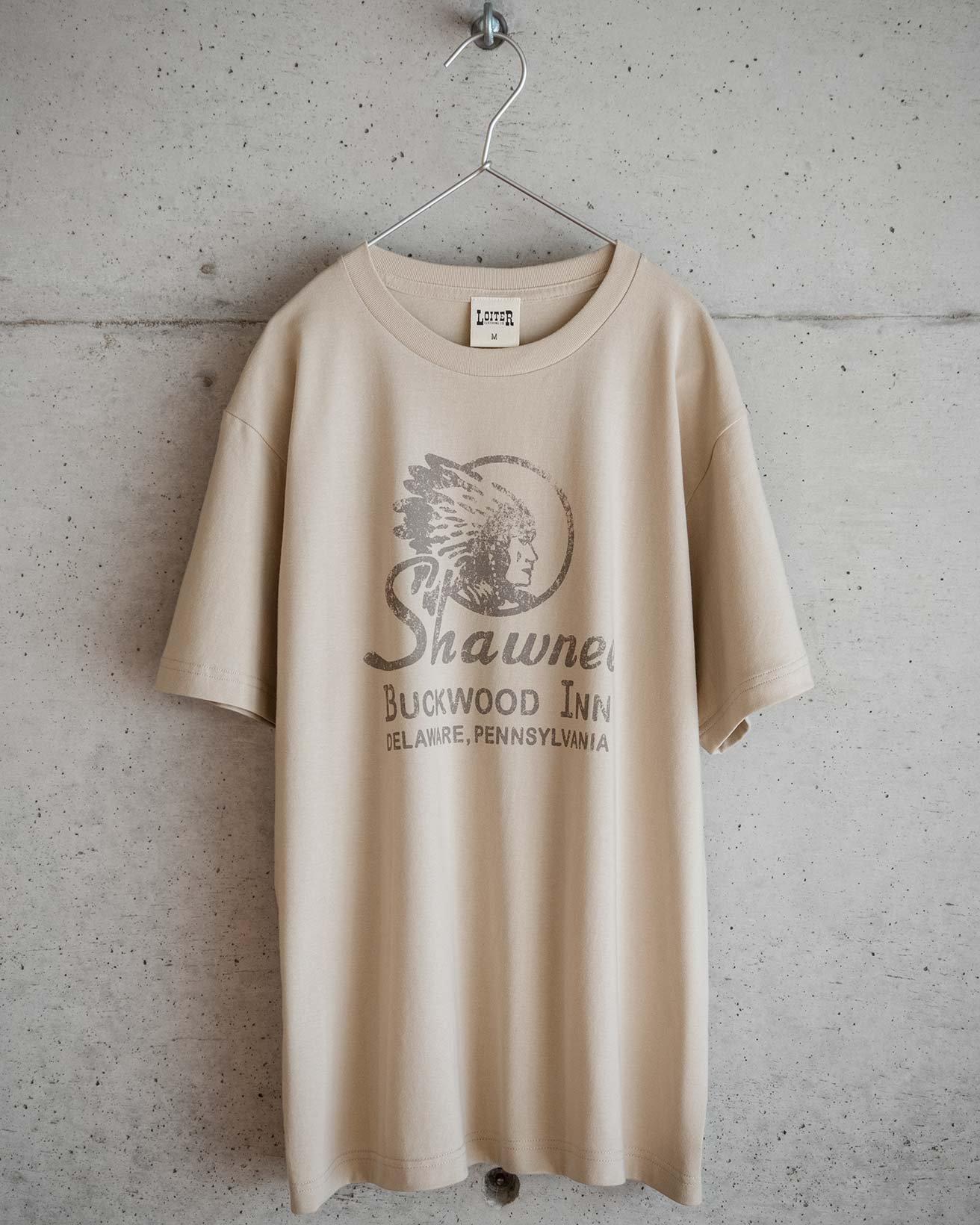 ロイターのアメカジ SHAWNEE Tシャツ