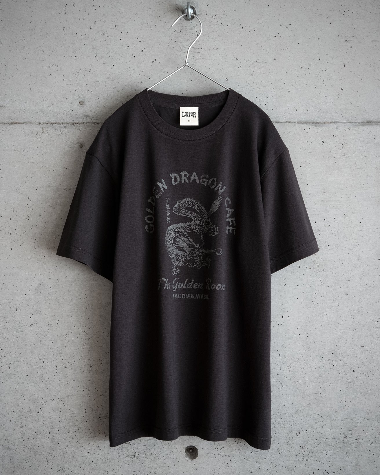 GOLDEN DRAGON CAFE Tシャツ