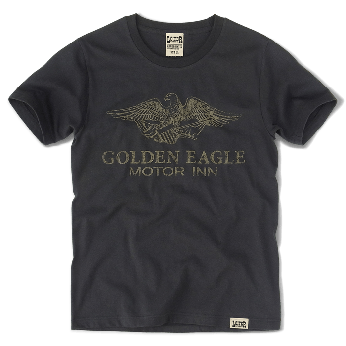 GOLDEN EAGLE INN Tシャツ