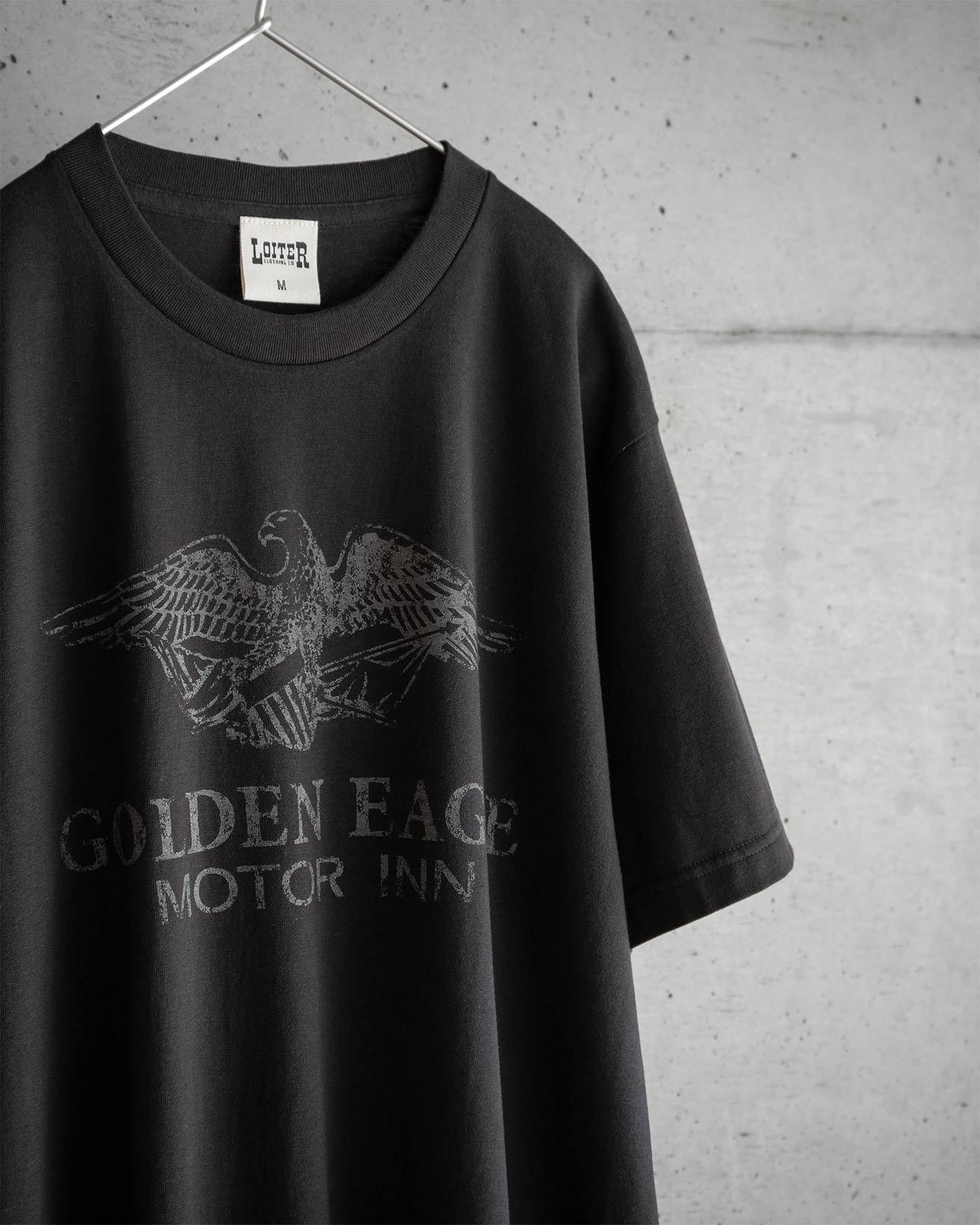 ロイター golden eagle inn ヴィンテージTシャツ