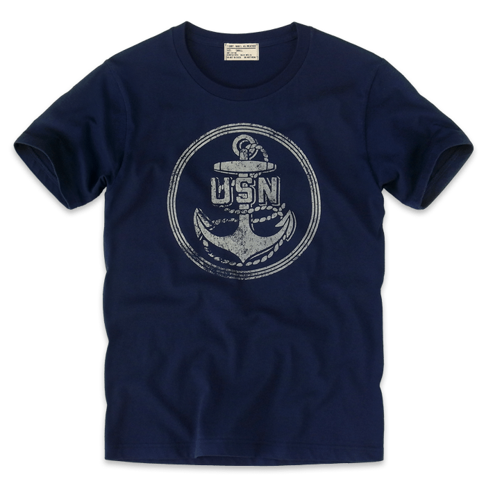 USN ANCHOR Tシャツ