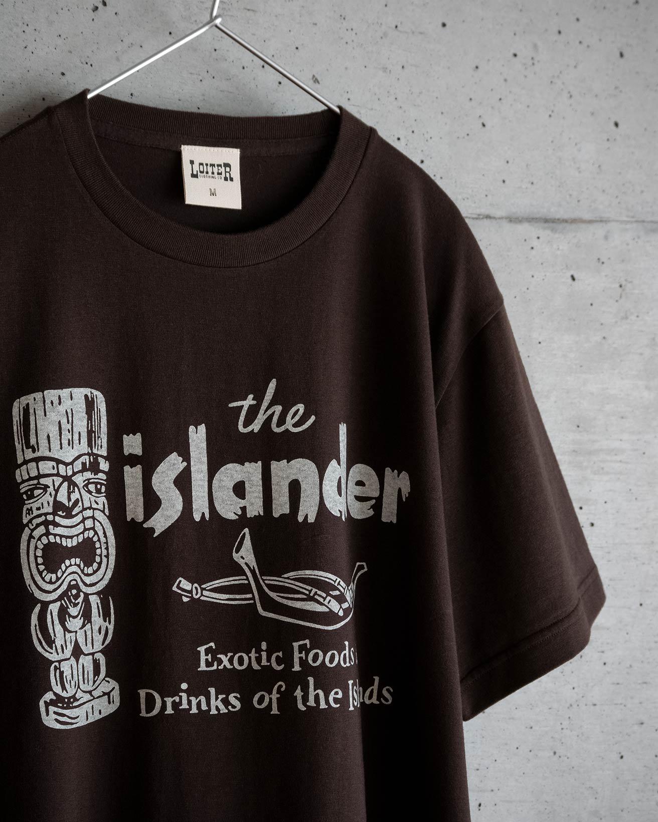islander ヴィンテージTシャツ