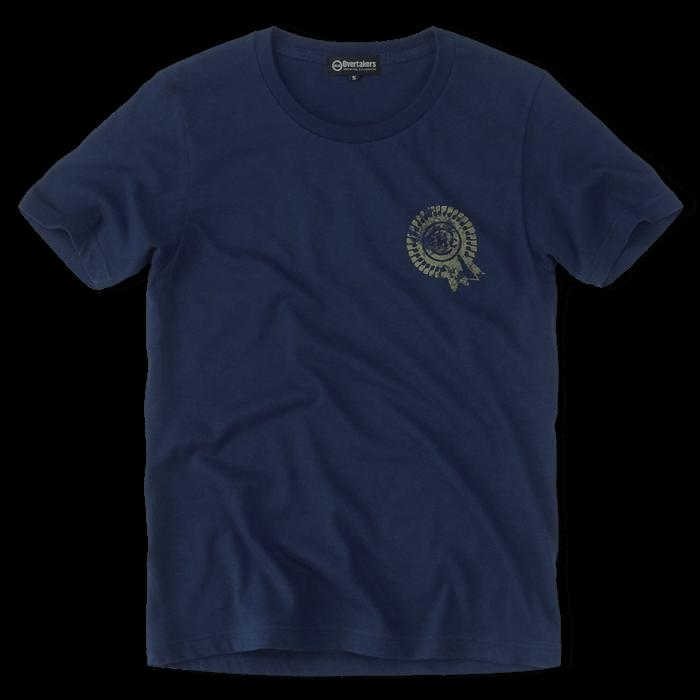オーバーテイカーズのモーター系 BMC WORKS Tシャツ
