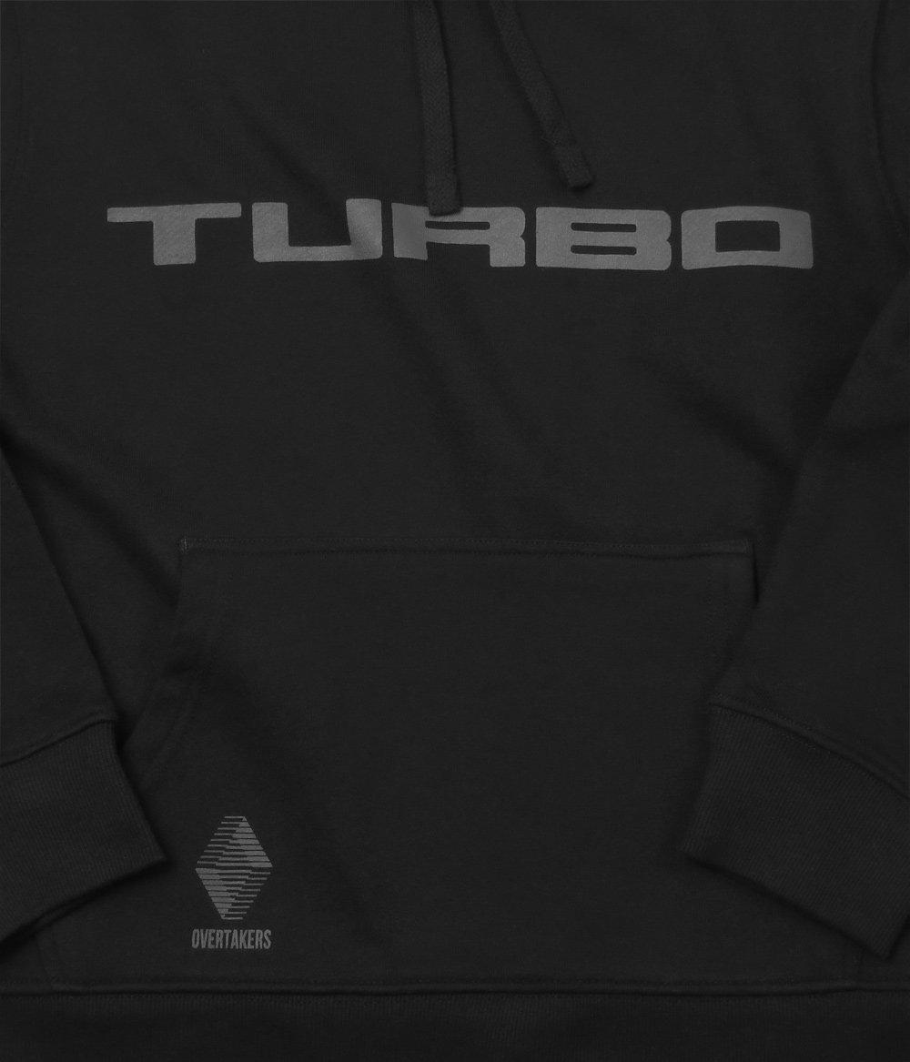 TURBO パーカ