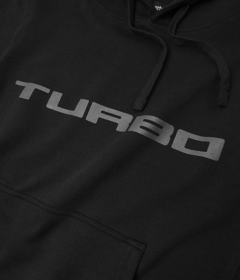 オーバーテイカーズ turbo パーカ