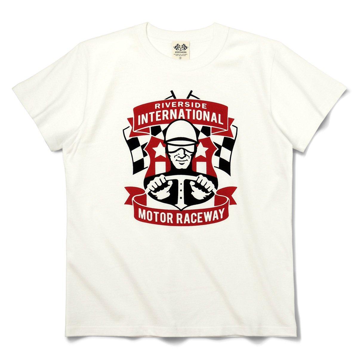 RIVERSIDE RACEWAY Tシャツ