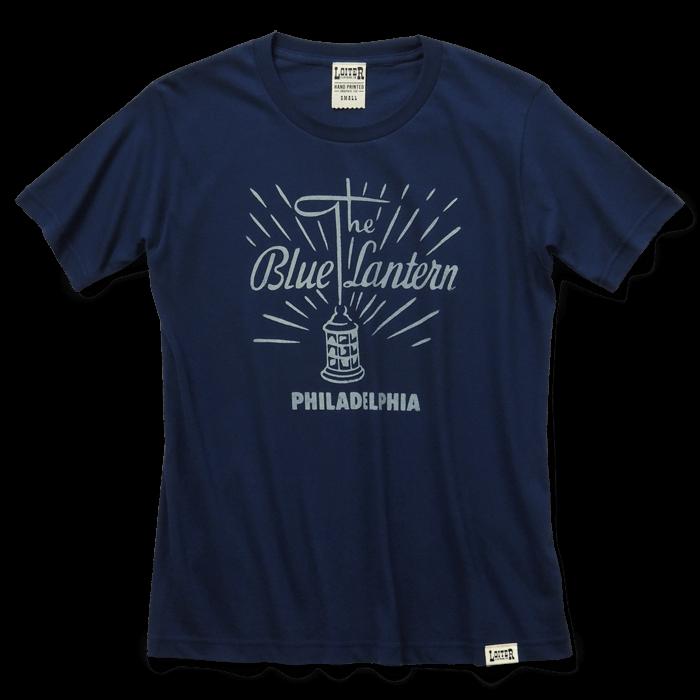 ロイター blue lantern ヴィンテージTシャツ