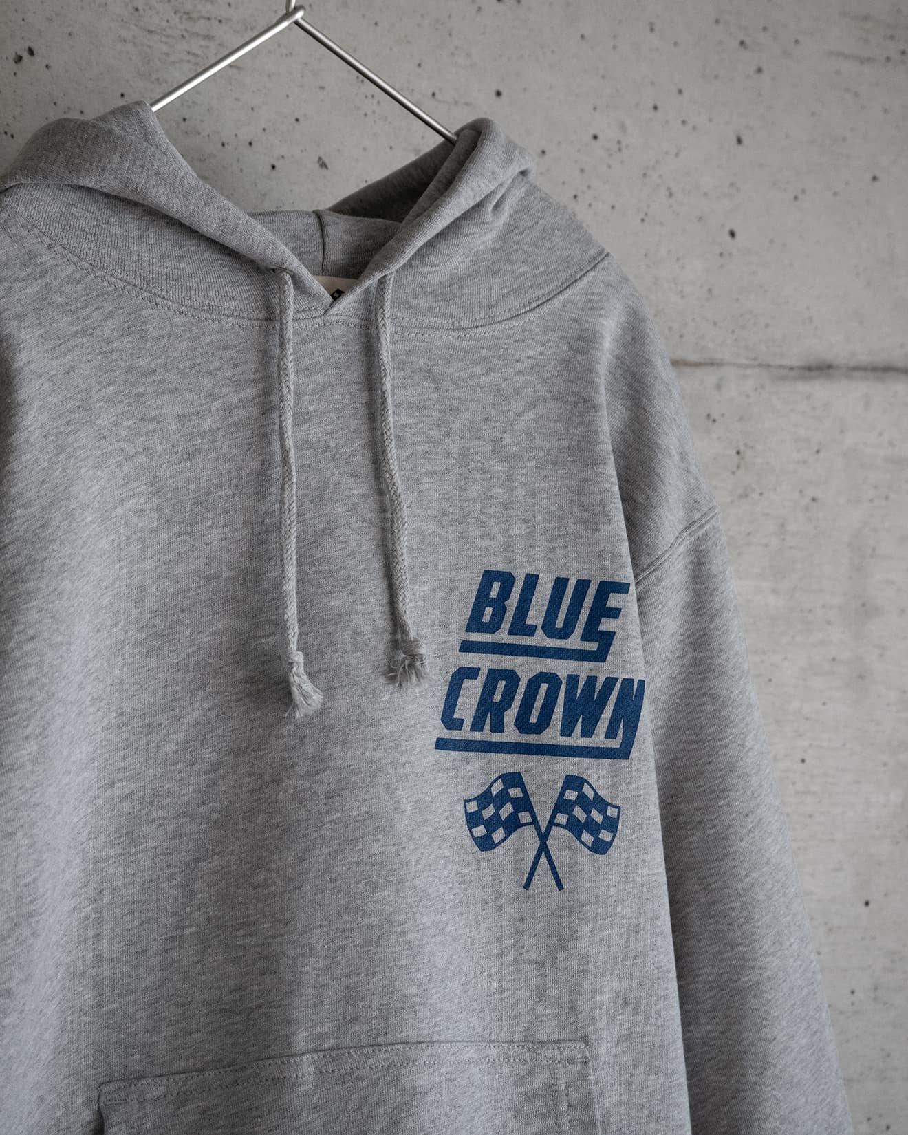 BLUE CROWN パーカ