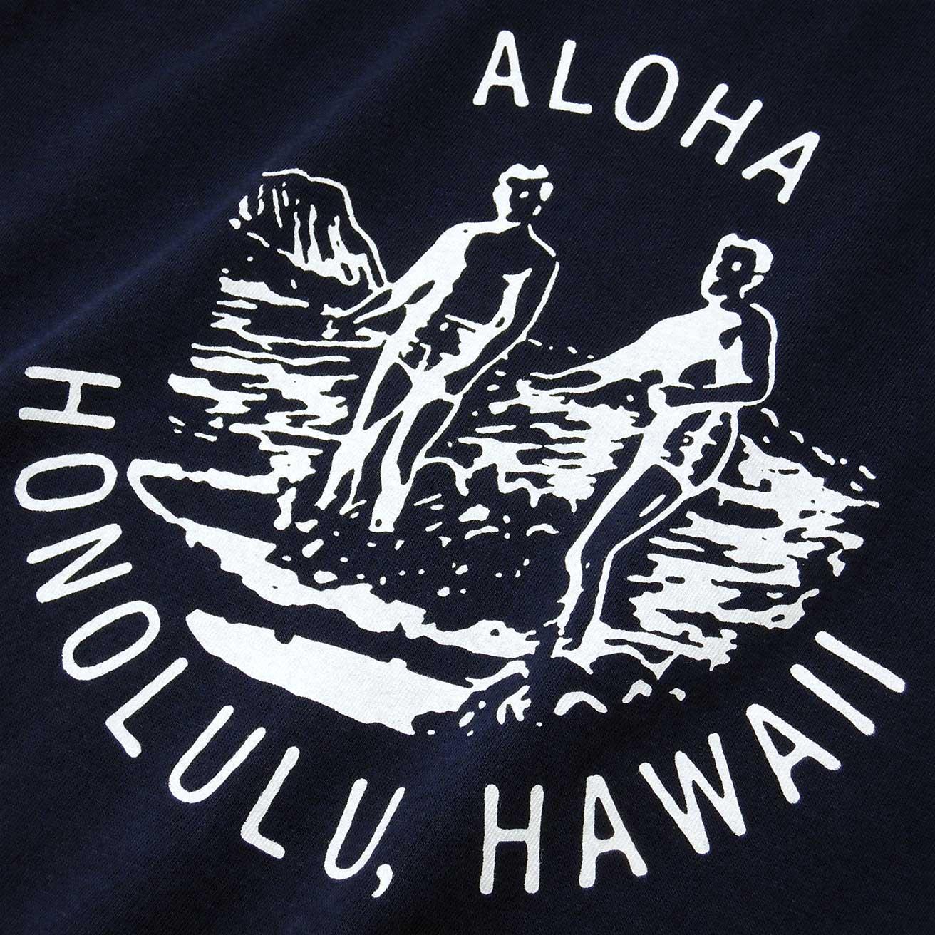 ALOHA HAWAII Tシャツ