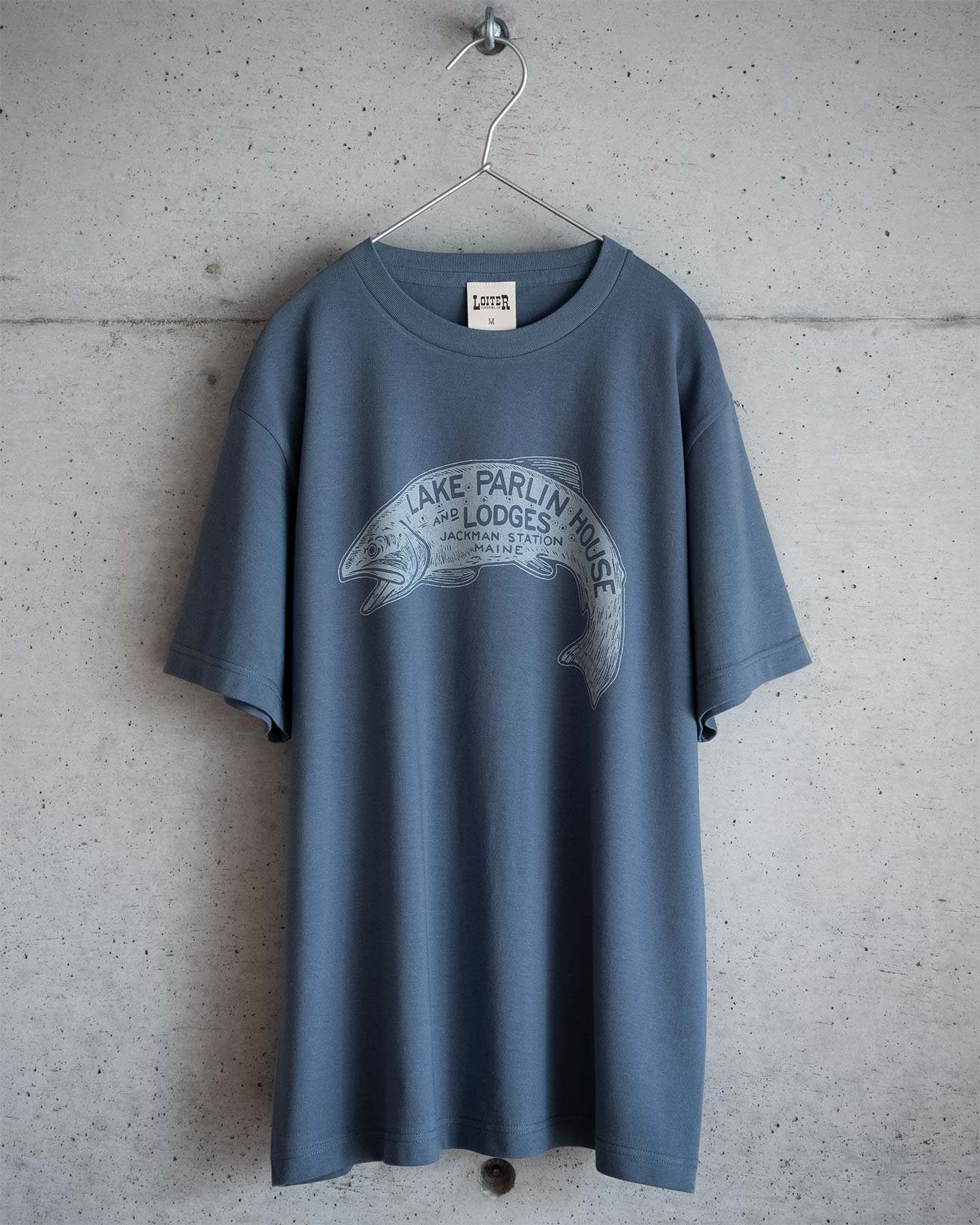 LAKE PARLIN HOUSE Tシャツ