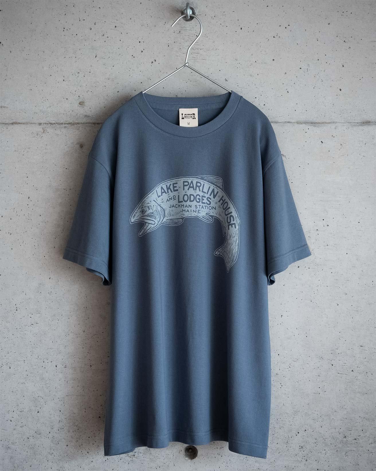 ロイターのアメカジ LAKE PARLIN HOUSE Tシャツ