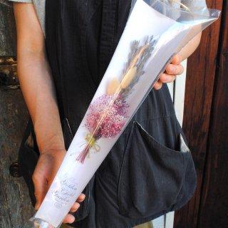 かすみ草bouquet(レッド)