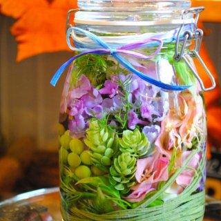 ホリフラワー jar-long-(結婚祝いに)