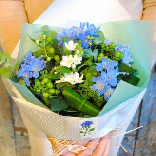 幸福を贈る花束(退職祝・送別会に!)