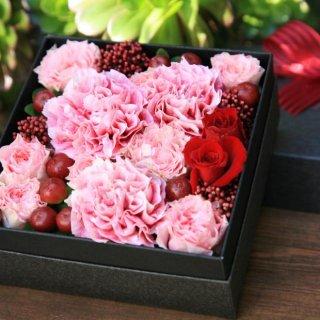 退職祝・送別会に! box flower